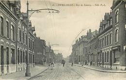 59 - FIVES LILLE - Rue De Lannoy En 1926 - Lille