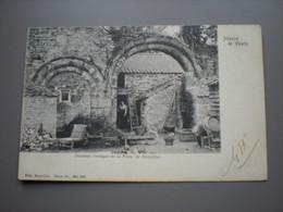 VILLERS 1905 - ABBAYE - DERNIERS VESTIGES DE LA PORTE DE BRUXELLES - NELS SERIE 11 N° 517 - Villers-la-Ville