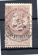 Belgie - Belgique - Fijne Baard - Molenbeek (Boulevard Léopold II) - 1893-1900 Thin Beard