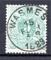 Belgie - Belgique - Lggende Leeuw - Wasmes - 1869-1888 Lying Lion