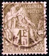 Alphée Dubois, Numéro 59 Oblitéré. - Zonder Classificatie