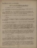 Guerre 39 45 Tract Politique Conseil National Résistance Lutte Contre S.S. Darnand Volontaire Français SS (LVF) Milice - Publicidad
