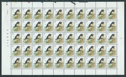 Buzin Nr 2475**  Volledig Vel Met Datum 13-VIII-92 - 1985-.. Vogels (Buzin)