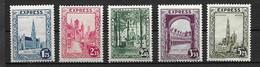 OBP292C/G, Postfris** - Unused Stamps