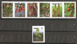 2020 Turkmenistan. Flora  Standart Issue. Set  (*) - Turkmenistan
