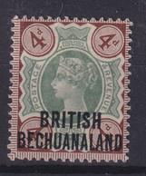 SG 35 Lightly Mounted Mint - 1885-1895 Kronenkolonie
