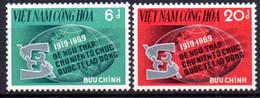 Viêt-Nam Du Sud: Yvert N° 363/364**; MNH - Vietnam