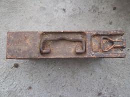 Caisse (vide) Allemande - 1° Guerre - étiquette Interne ( 2 Kgs 500) - 1914-18