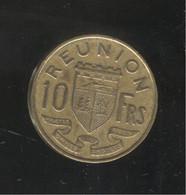 10 Francs Réunion 1962 - Kolonies
