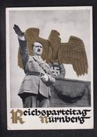 DR GA Nürnberg Reichsparteitag 1935 - Hitler Grüßt - Oorlog 1939-45