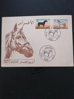 Algérie 1984 Cheval - Algeria (1962-...)