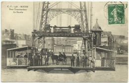 Rouen 76 Pont Transbordeur La Nacelle - Rouen