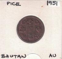 Bhutan Pice 1951 - Bhutan