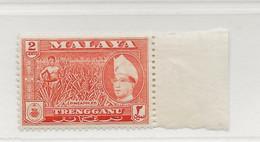 Malaysia - Trengganu, 1957, SG 90, MNH - Trengganu
