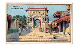 Chromo Guérin-Boutron, Monuments Autour De La Terre, Lucknow, Inde - Guerin Boutron