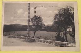 Pozzuoli Lago Lucrino 1923 Viaggiata - Other Cities