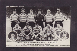 Photo Semi Moderne Football Racing Club De Paris - Fussball
