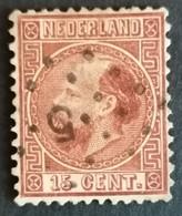 Nederland/Netherlands - Nr. 9IA Met Puntstempel 5 - Used Stamps