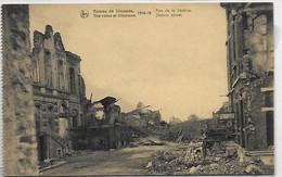 [ FLA OCC ]  Dixmude   --  (  56  )  Ruines -   Rue De La Station - Diksmuide