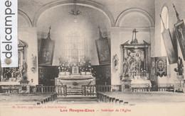 Les ROUGES-EAUX : Intérieur De L'Eglise; édit Ruyer. - Other Municipalities