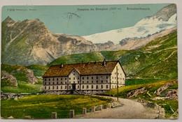 VALAIS: HOSPICE DU SIMPLON - 1911 - VS Valais