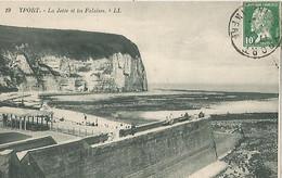 YPORT La JETEE - Yport