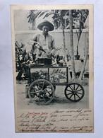 Ice Cream Seller Shangai 1908 - China