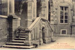 CPA - TOULOUSE - COUR DE L'HOTEL D'ASSEZAT -  LOGGIA - Toulouse