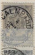 N° 53 CALMPTHOUT - 1893-1907 Wappen