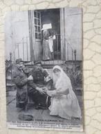 Guerre Franco-Allemande 1914-  Hopital - Guerra 1914-18