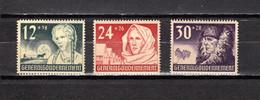 Polonia  (  Ocupación Alemana )   1940 .-  Y&T  Nº  72/74   *  C/charniere - Occupazione 1938 – 45