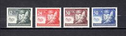Polonia  (  Ocupación Alemana )   1940 .-  Y&T  Nº  75/78   *  C/charniere - Occupazione 1938 – 45