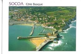 CPM  CIBOURE 64 : Port Et Fort - Ciboure