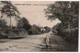 Mareuil-sur-Lay-Route De La Roche-sur-Yon - Mareuil Sur Lay Dissais