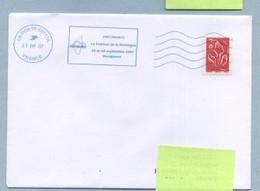 2007 Flamme Bleue Néopost  03717A   FESTIMONTI - Mechanical Postmarks (Advertisement)