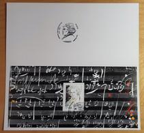 """BS 2020 - BLOC SOUVENIR - """"Ludwig VAN BEETHOVEN 1770-1827"""" - Oblitéré 1er JOUR - PARIS -  23/10/2020 - Souvenir Blocks & Sheetlets"""