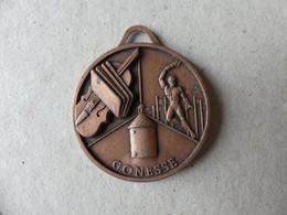 Médaille Ville De Gonesse - Other