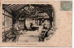 Home-Sanatorium De Carrières-sous-Bois-Villas Des Terrasses De Saint-Germain-Salle De Billard Et Salon De Musique - Otros Municipios