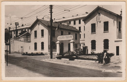 Carte Photo  Alger La Caserne D'Orléans. 1951 La Cigogne. - Barracks