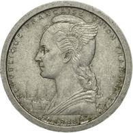 Monnaie, French West Africa, Franc, 1948, Paris, TB+, Aluminium, KM:3 - Ivory Coast
