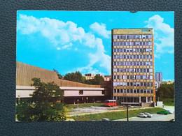 PRIŠTINA KOSOVO Postcards Traveled 1980`s (Y2) - Kosovo
