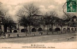 46 CASTELNAU-MONTRATIER  La Place - Altri Comuni