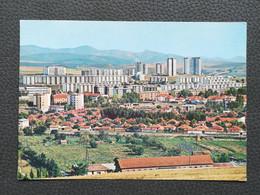 PRIŠTINA KOSOVO (panorama) Postcards Traveled 1982  (Y2) - Kosovo