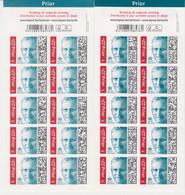 B167 Roi Philippe Deux Couleurs Claire Et Foncé MNH ** Dernier Lot Disponible - Booklets 1953-....