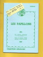 POCHETTE: Contenant 10 Planches, Collections Chèque-Chic, Editions Cémoi Lustucru, Papillons - Tiere