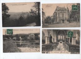 13 Cartes -   Dampierre En Yvelines -  Yvelines  78 - Dampierre En Yvelines