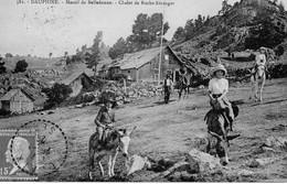 DAUPHINE - Massif De Belledonne - Chalet De ROCHE-BERANGER - Non Classificati