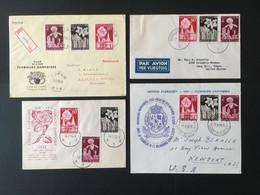 961/63 Gentse Floralieën 1955 / Lezen Aub - 1951-60