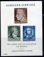 DDR Michel Nr. Block 12  Postfrisch - Ungebraucht