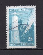 1955. FINLAND, SUOMI, PORKALA, GULF OF FINLAND, 25 PENNI USED STAMP - Usados